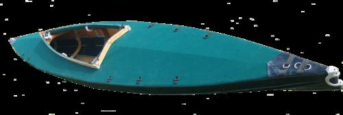 Bootshaut passend für Faltboot Klepper T6 / 48 Wandereiner
