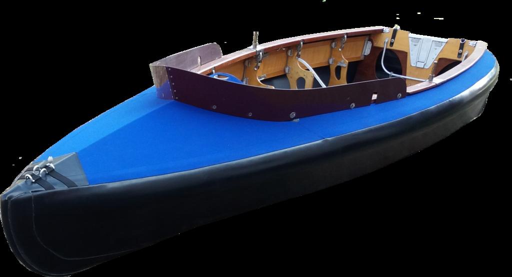 Bootshaut passend für Faltboot Klepper Master